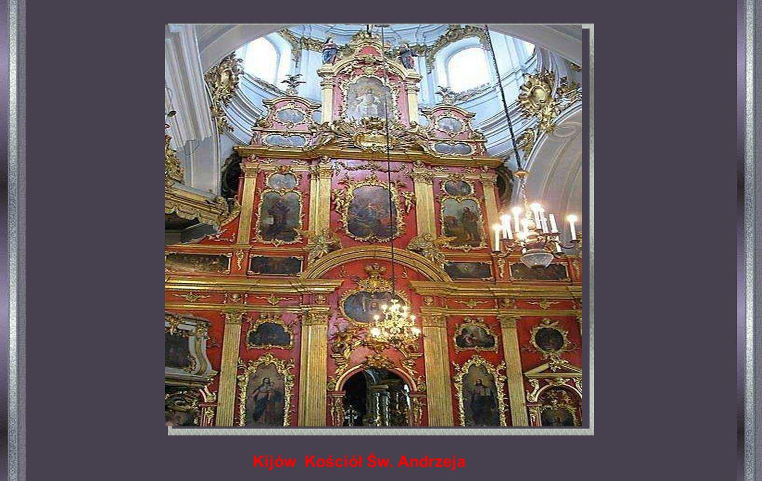 Kijów Kościół Św. Andrzeja