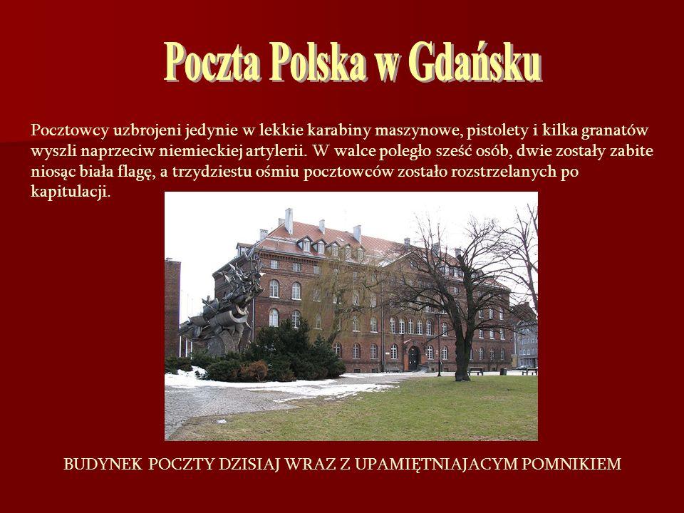Poczta Polska w Gdańsku