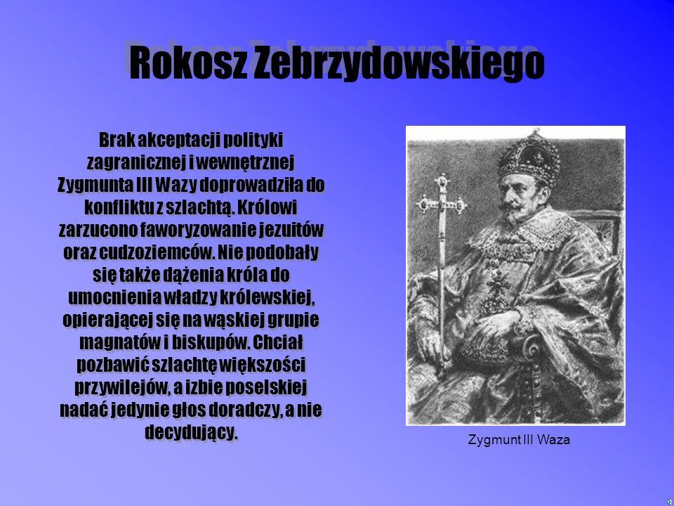 Rokosz Zebrzydowskiego