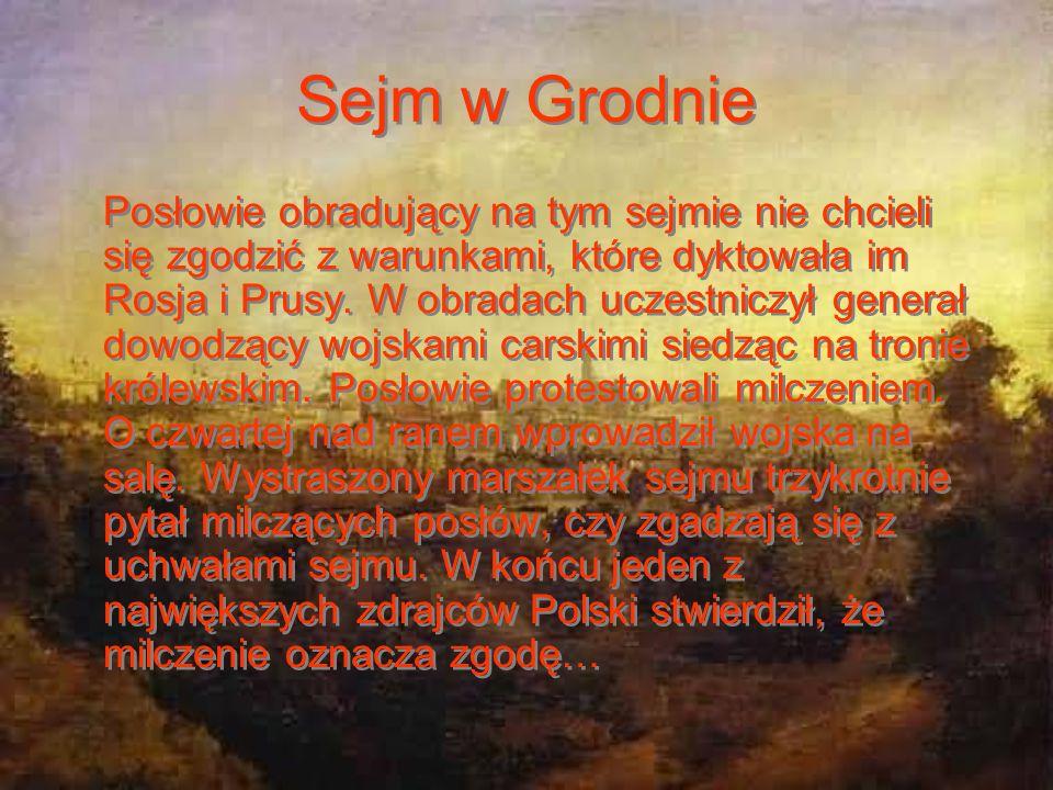 Sejm w Grodnie