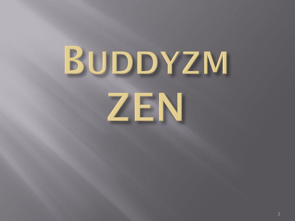 Buddyzm ZEN