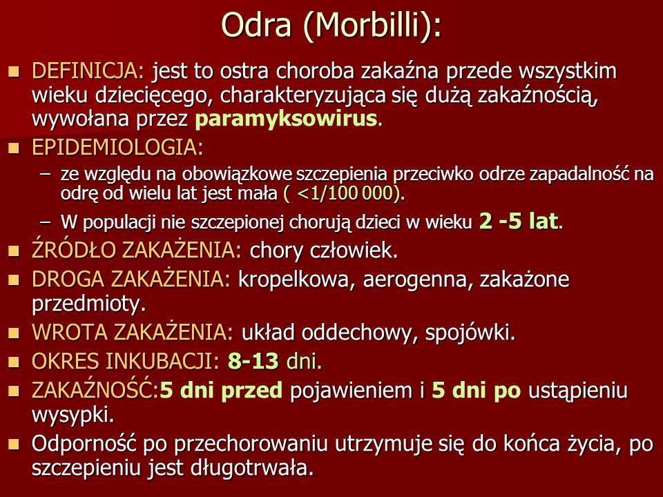 Odra (Morbilli):