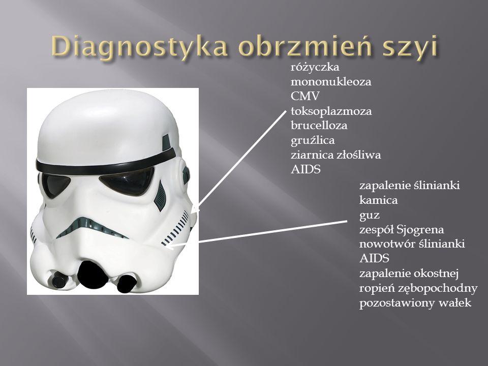 Diagnostyka obrzmień szyi