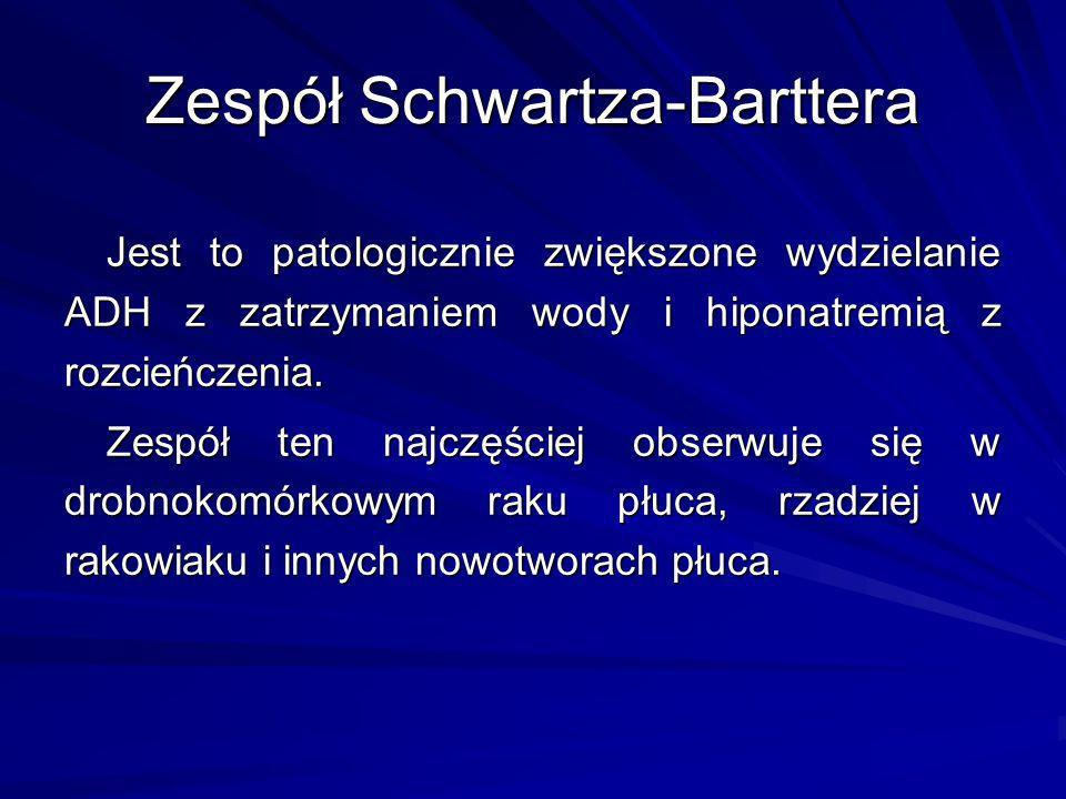 Zespół Schwartza-Barttera