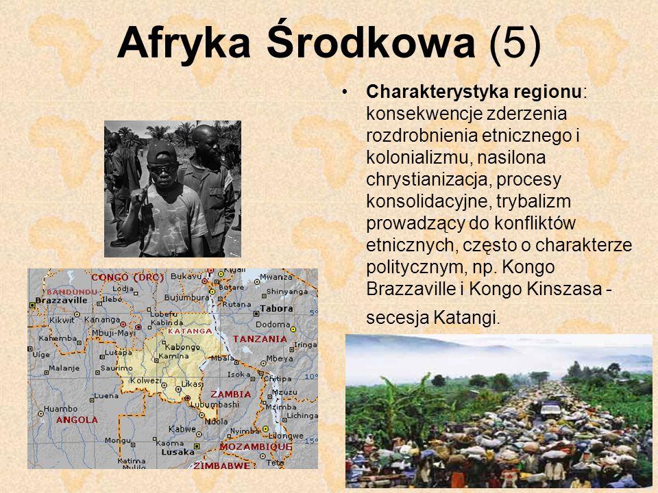 Afryka Środkowa (5)