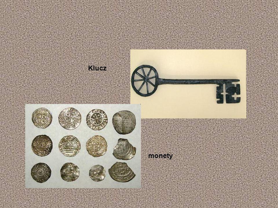 Klucz monety
