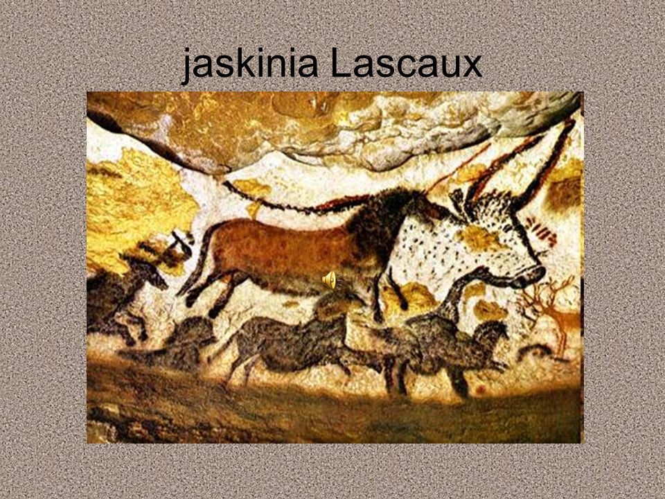 jaskinia Lascaux