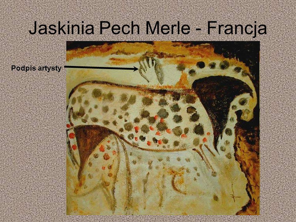 Jaskinia Pech Merle - Francja