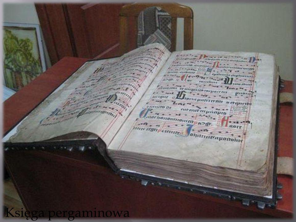 Księga pergaminowa