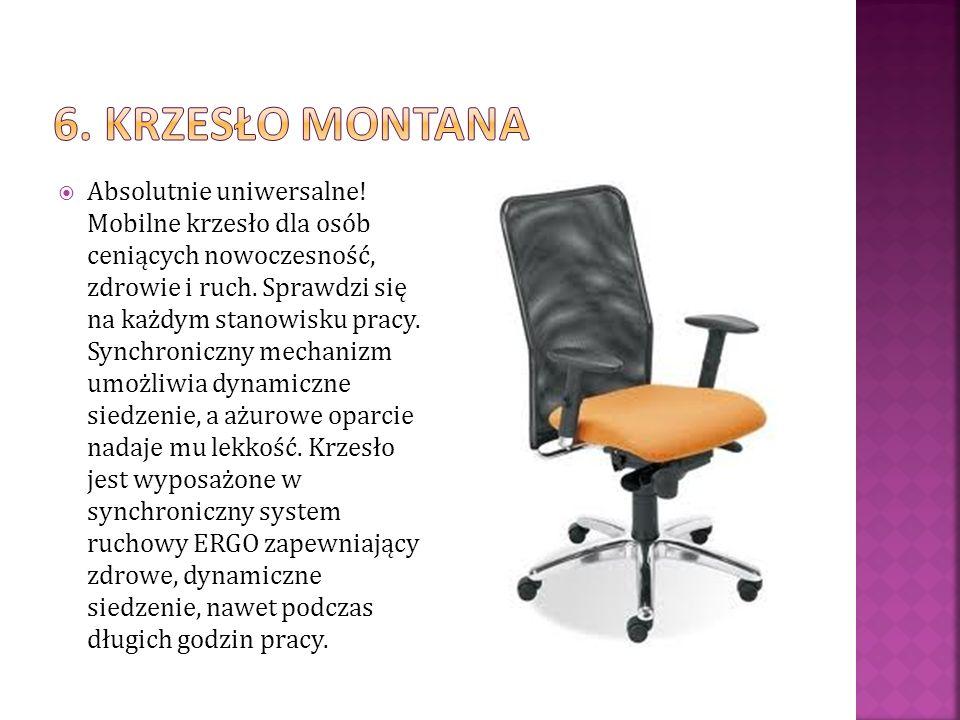 6. Krzesło montana