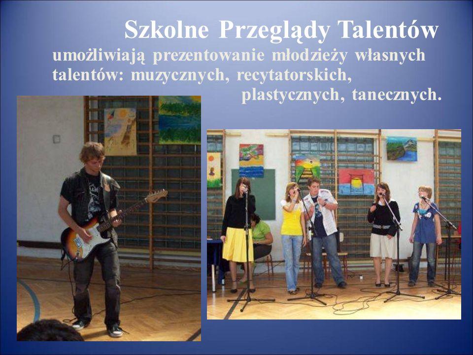 Szkolne Przeglądy Talentów
