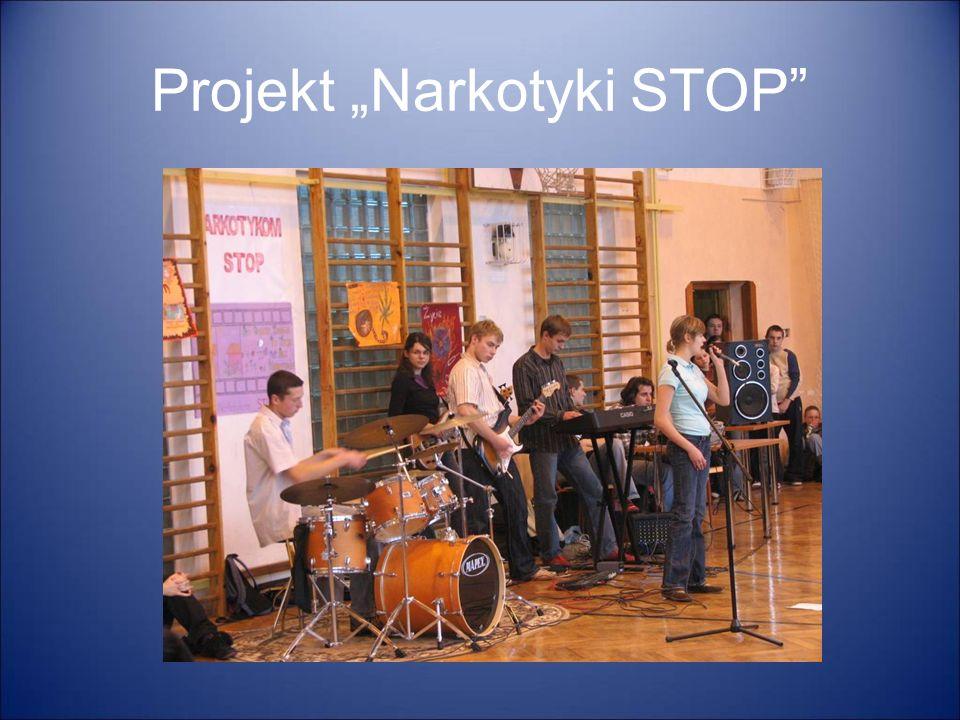 "Projekt ""Narkotyki STOP"