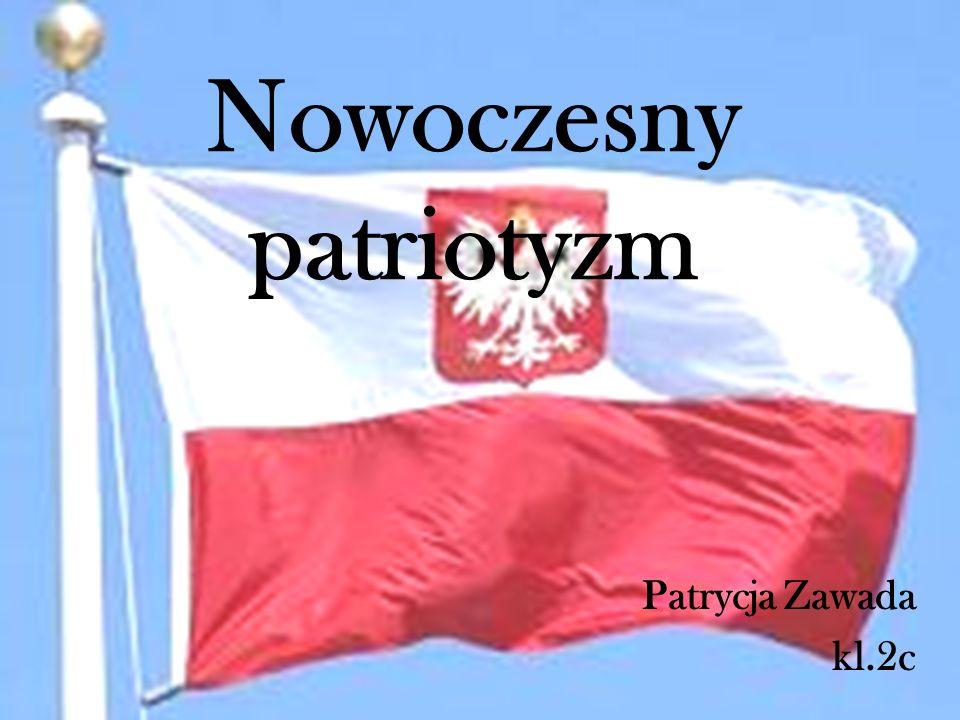 Nowoczesny patriotyzm