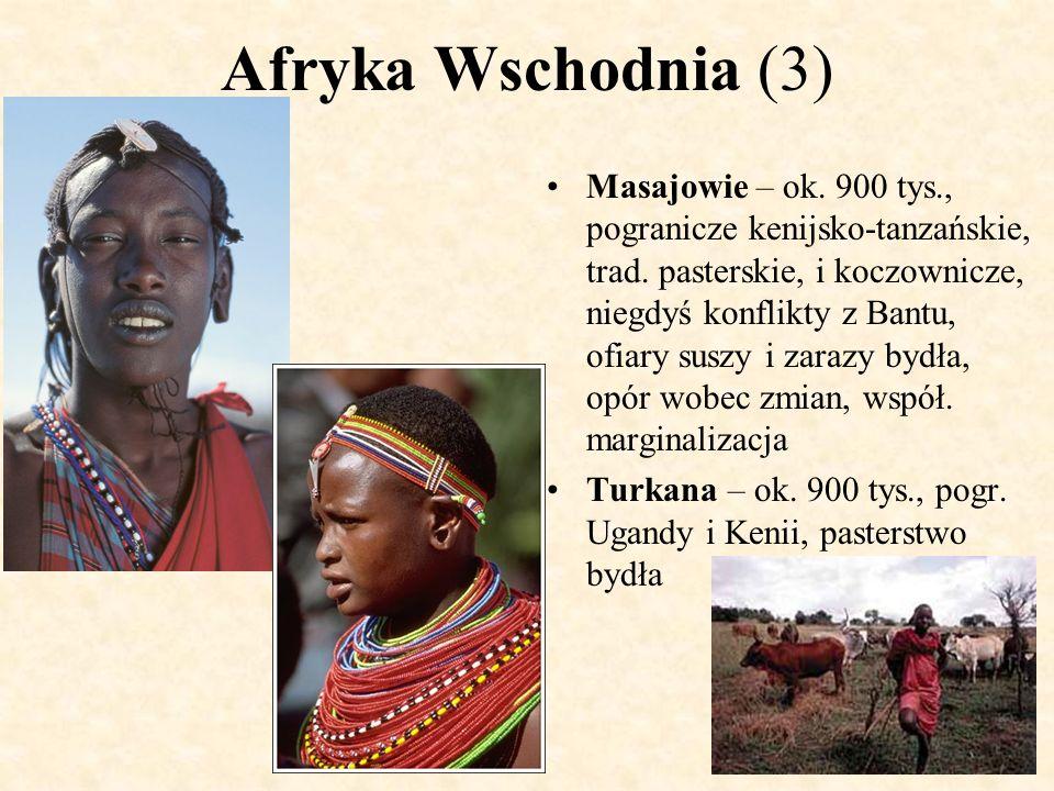 Afryka Wschodnia (3)