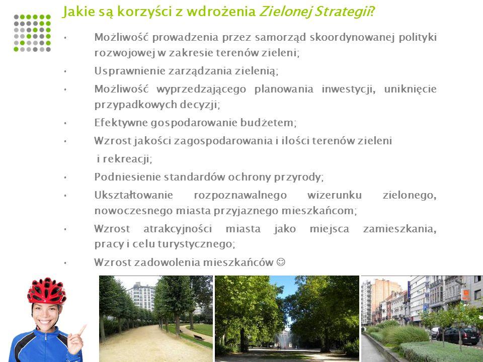 Jakie są korzyści z wdrożenia Zielonej Strategii