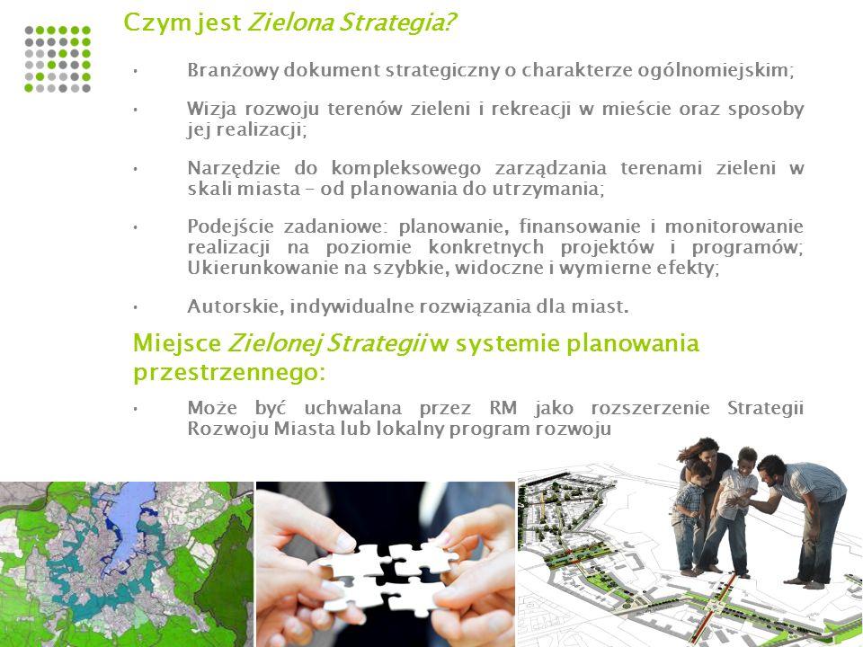 Czym jest Zielona Strategia