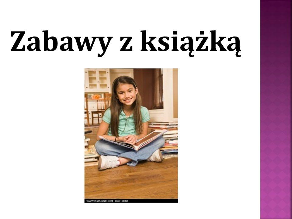 Zabawy z książką