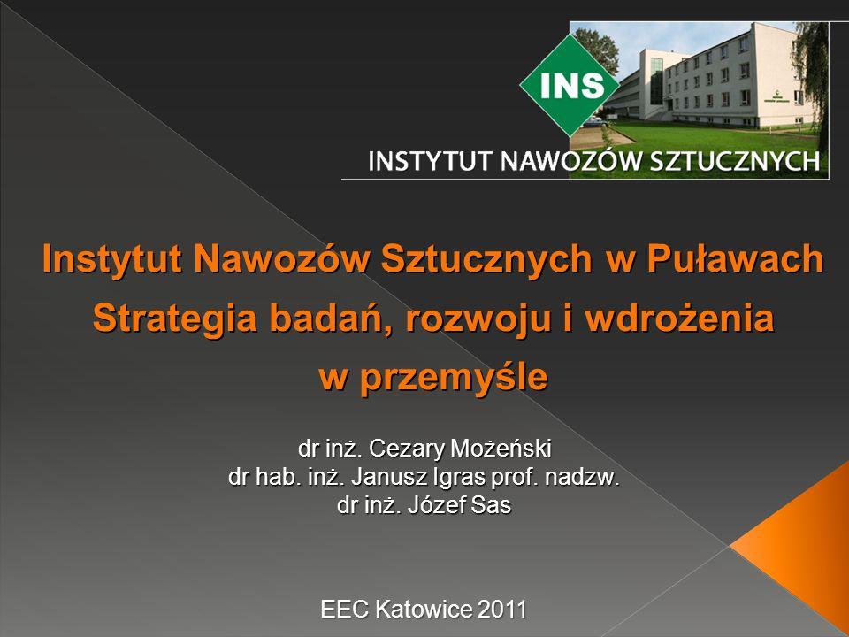 Instytut Nawozów Sztucznych w Puławach