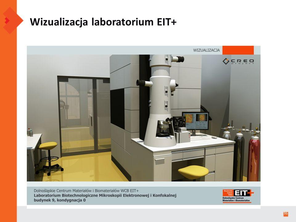 Wizualizacja laboratorium EIT+