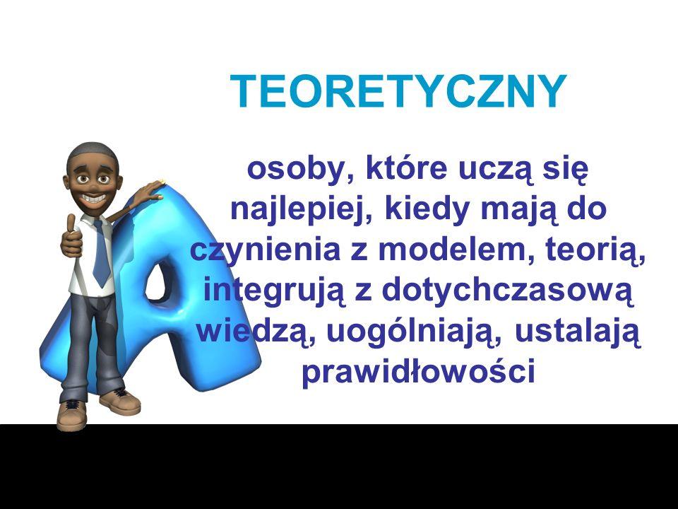 TEORETYCZNY