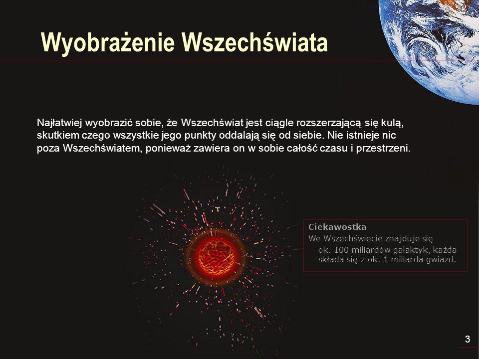 Wyobrażenie Wszechświata