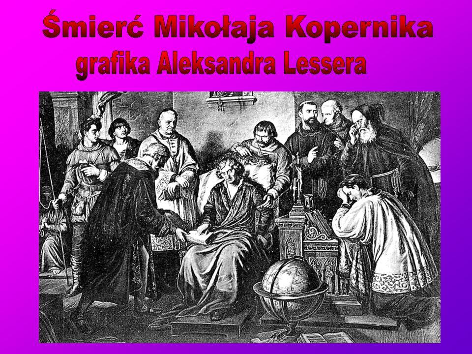 Śmierć Mikołaja Kopernika