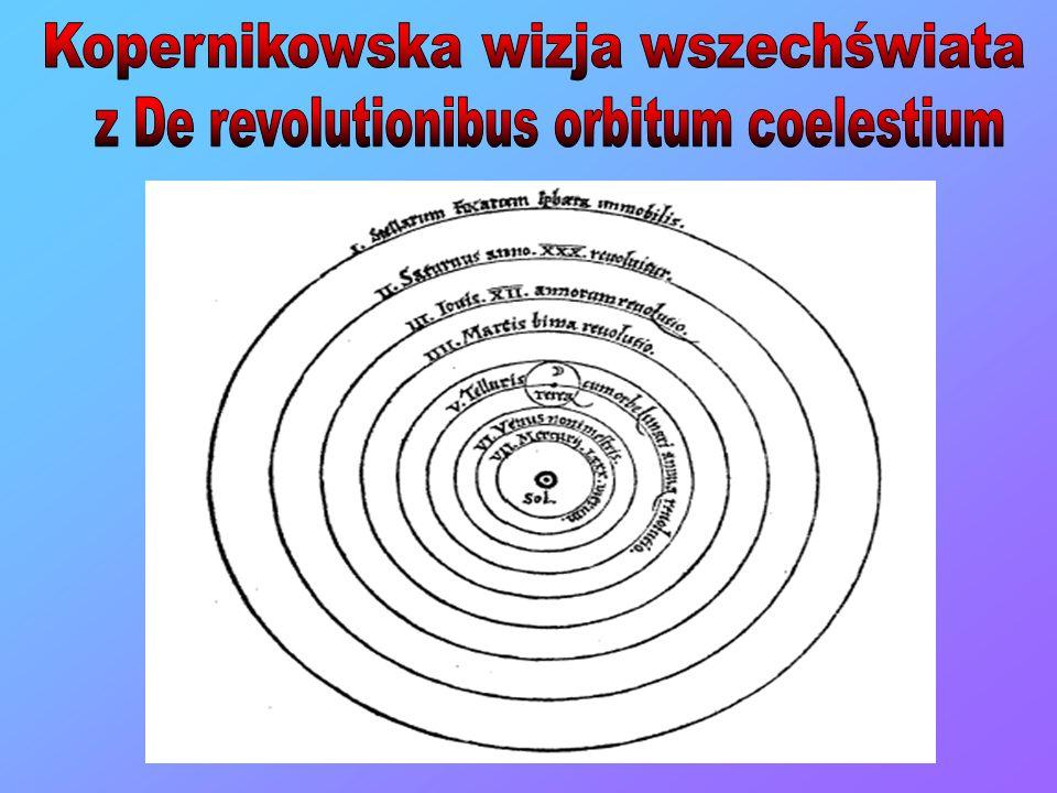 Kopernikowska wizja wszechświata
