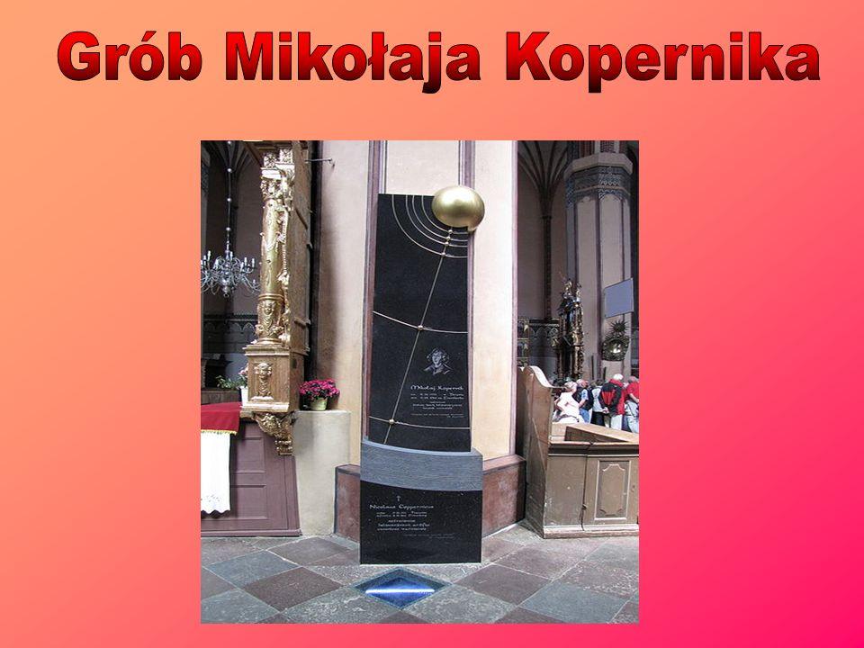 Grób Mikołaja Kopernika