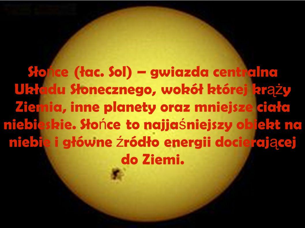 Słońce (łac.