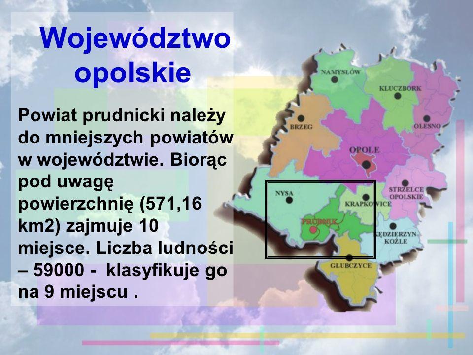 Województwo opolskie.