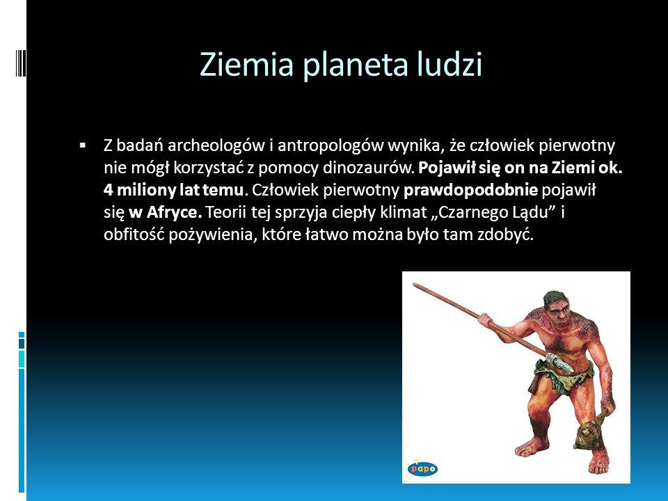 Ziemia planeta ludzi