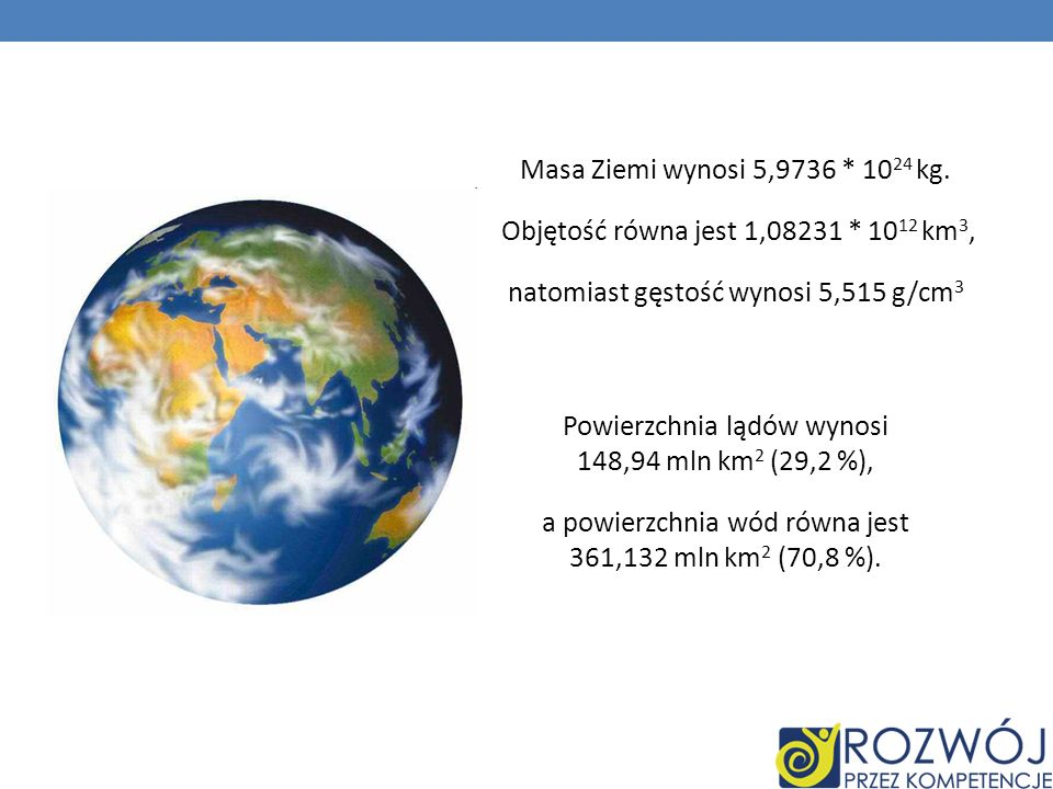 Objętość równa jest 1,08231 * 1012 km3,