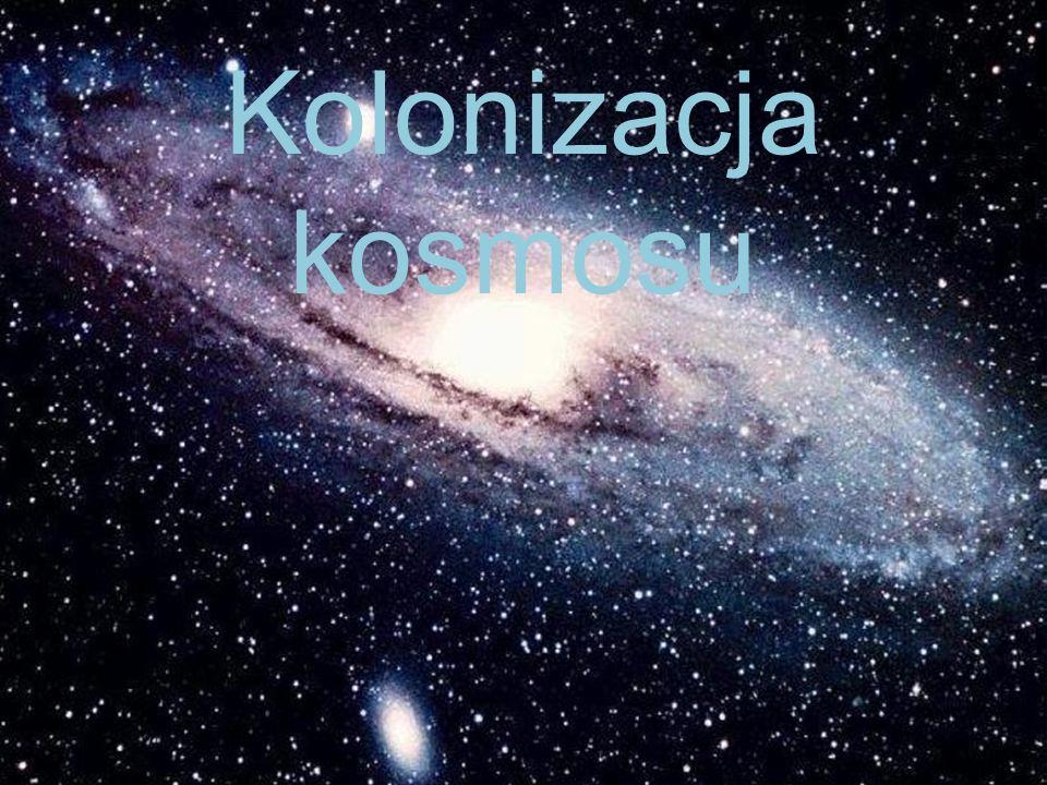 Kolonizacja kosmosu