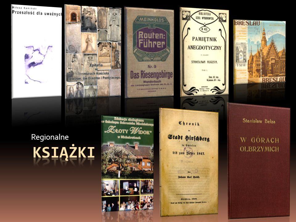 Regionalne Książki