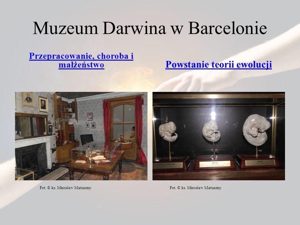 Muzeum Darwina w Barcelonie