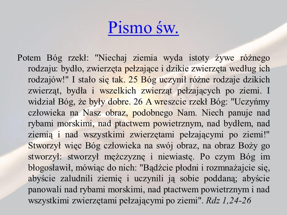 Pismo św.