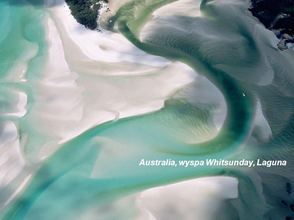 Australia, wyspa Whitsunday, Laguna