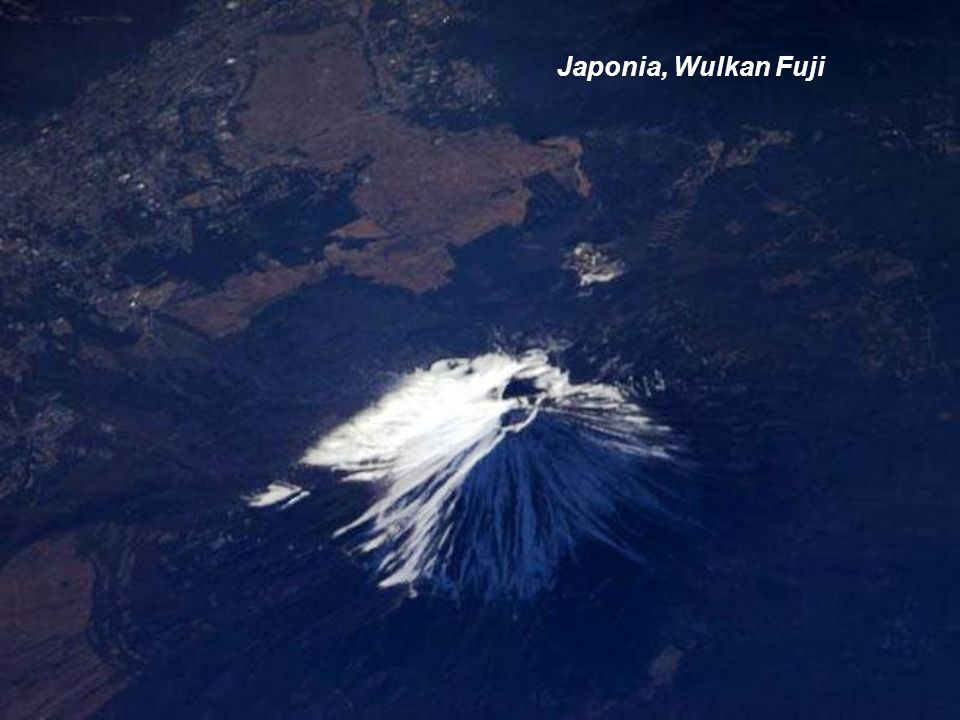 Japonia, Wulkan Fuji
