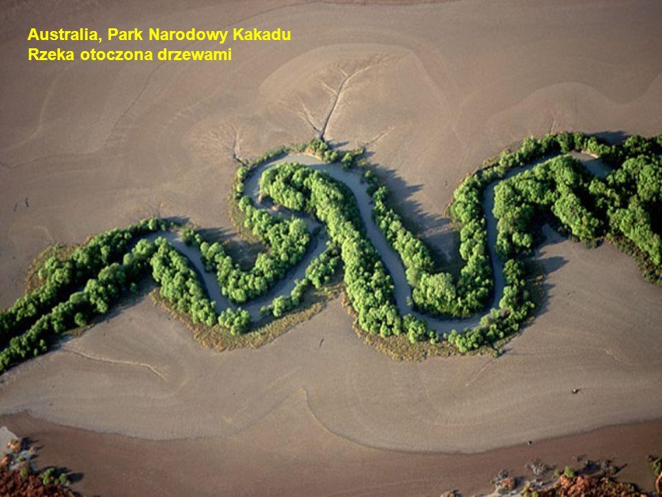 Australia, Park Narodowy Kakadu
