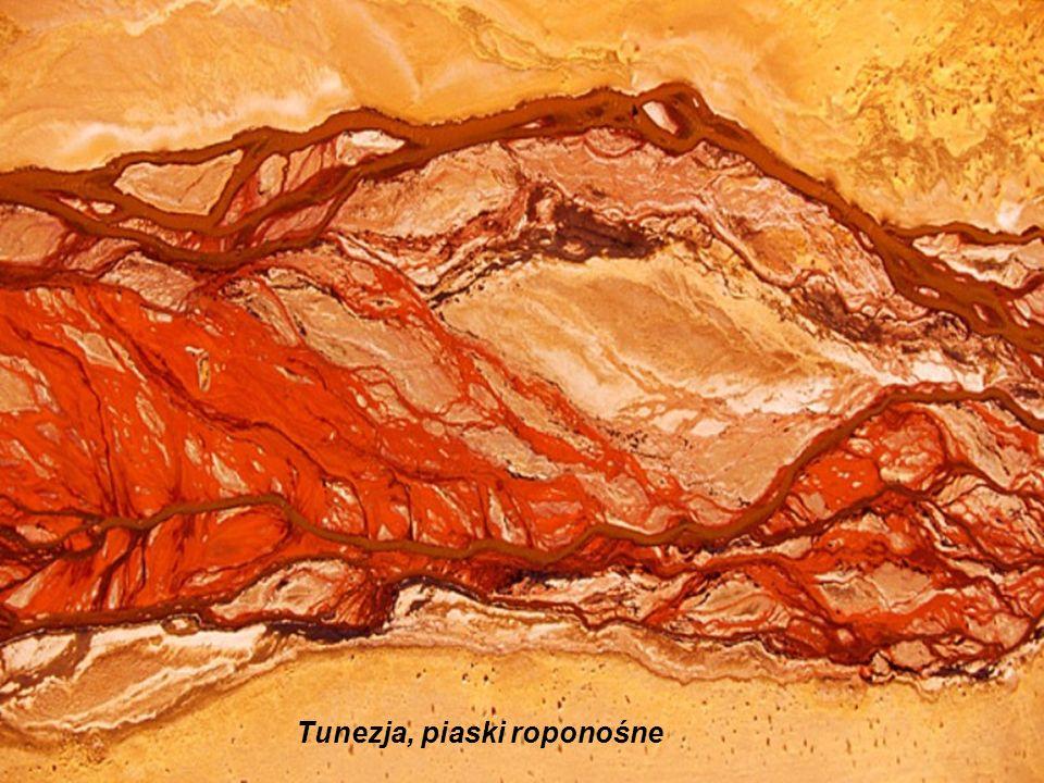 Tunezja, piaski roponośne