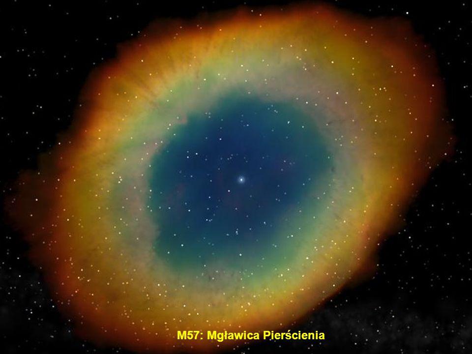 M57: Mgławica Pierścienia