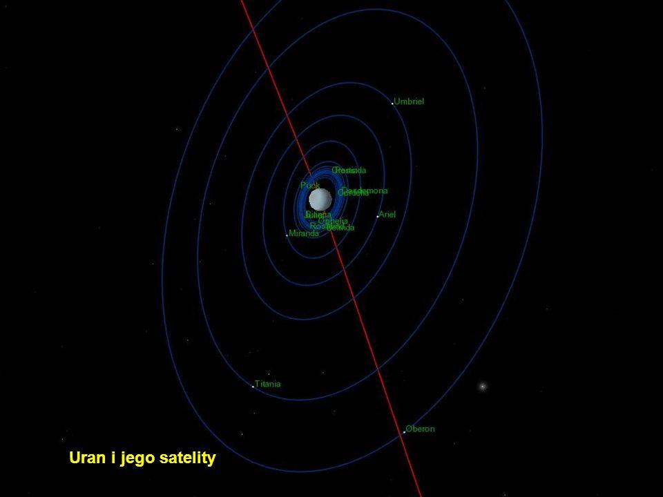 Uran i jego satelity