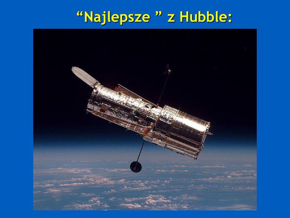 Najlepsze z Hubble:
