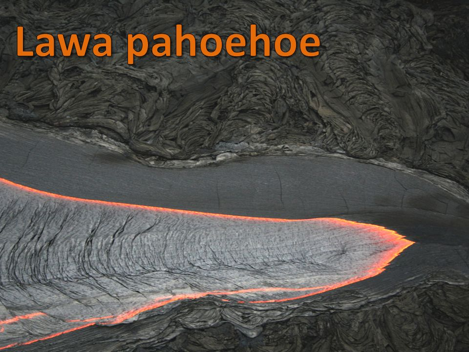 Lawa pahoehoe