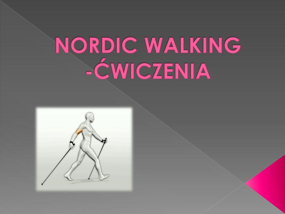 NORDIC WALKING -ĆWICZENIA