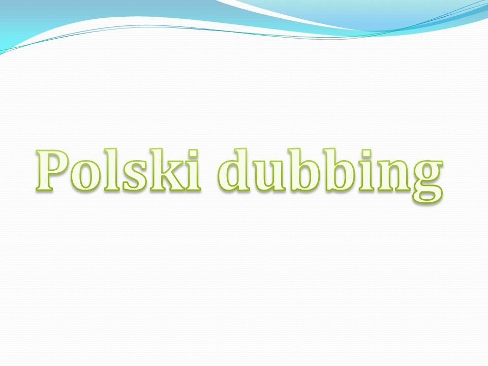 Polski dubbing