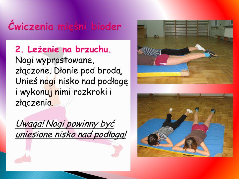 Ćwiczenia mięśni bioder