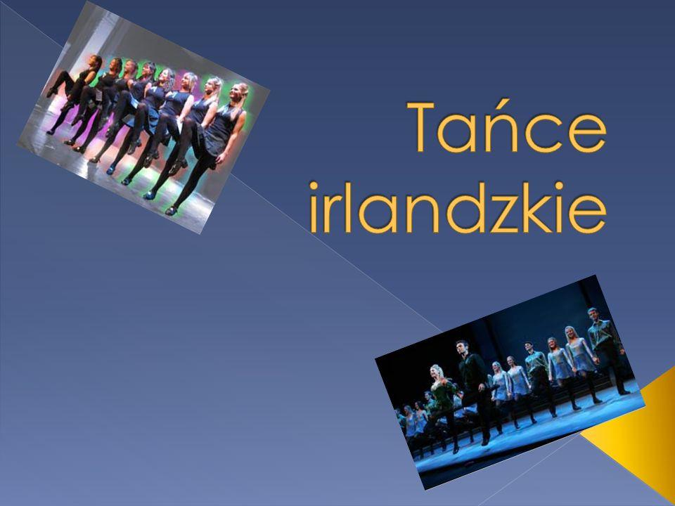 Tańce irlandzkie
