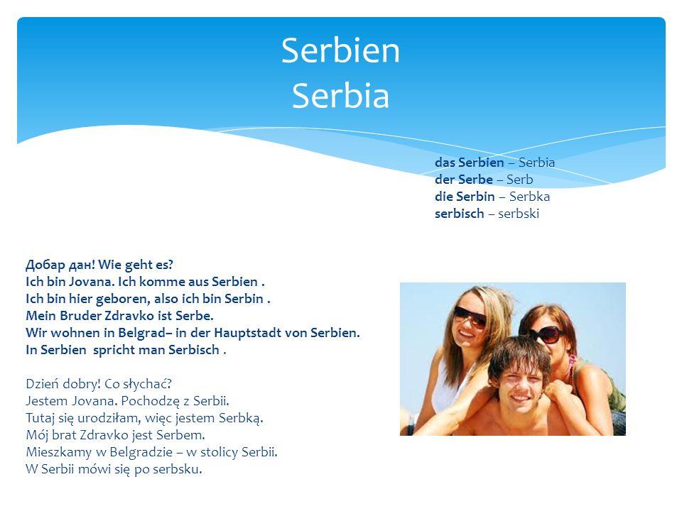 Serbien Serbia