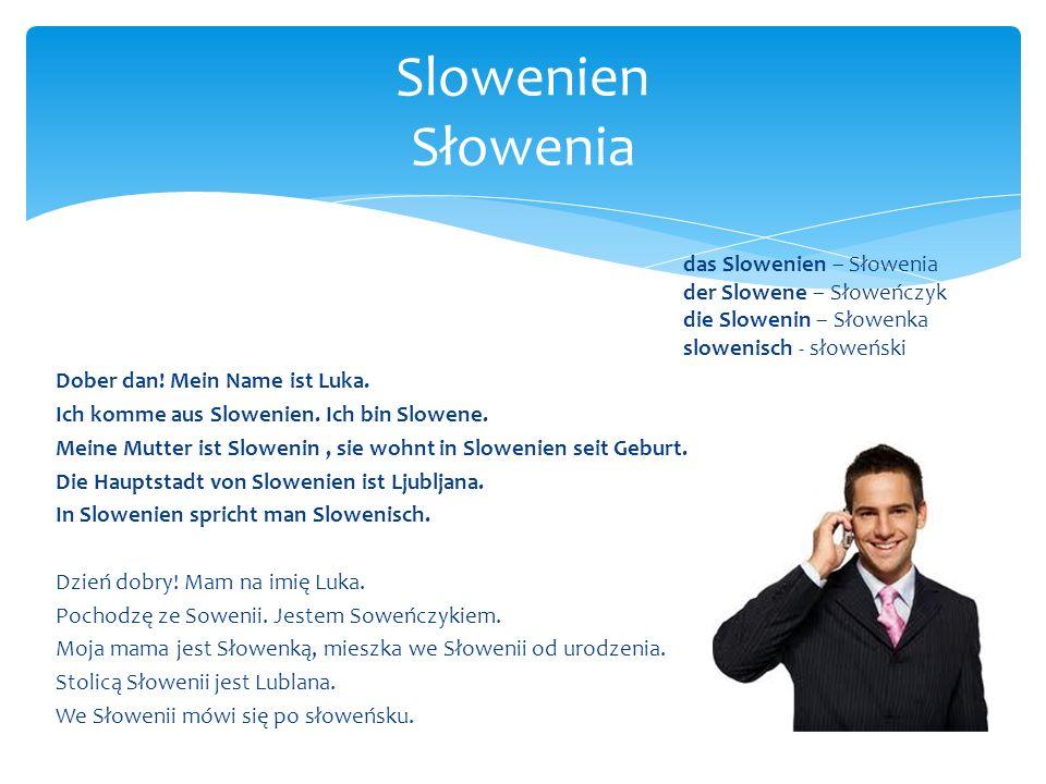 Slowenien Słowenia